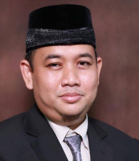 Caleg PKS Dapil Bukit Bestari Muhammad Arif.