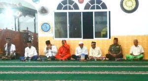Suasana Safari Ramadhan di Desa Seluan Barat, Kecamatan Bunguran Utara.