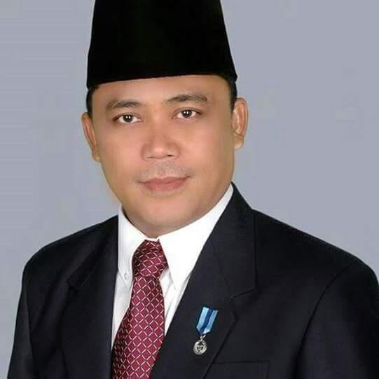 Ketua DPC Partai Gerindra Kota Tanjungpinang Endang Abdullah.