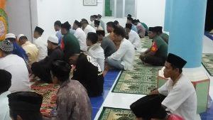 Kegiatan Safari Ramadhan 1440 Hijriyah FKPS di Desa Mekar Jaya.