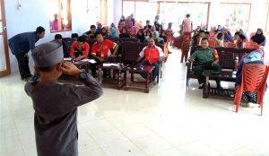 Lomba adzan tingkat anak-anak yang digelar oleh FKPS di Desa Mekar Jaya.