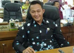 Eri Marka, Anggota Komisi I DPRD Natuna.