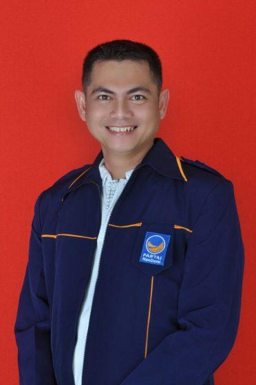 Bendahara Dewan Pimpinan Daerah (DPD) Partai Nasdem Kepulauan Riau, Iwan Kusmawan