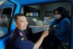 Pegawai Bea Cukai Tanjungpinang Tes Urine