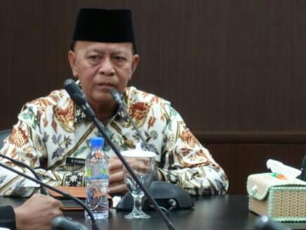 Walikota Tanjungpinang Syahrul.