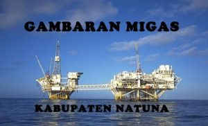 Lokasi pengeboran Minyak dan Gas diperairan Natuna.