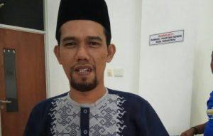 Ketua DPRD Natuna, Yusripandi alias Ujang Bro.