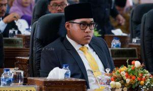 Anggota DPRD Natuna Daeng Ganda Rahmatullah.