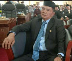 Husin, Anggota DPRD Natuna periode 2019-2024.