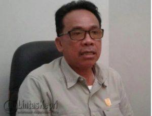 Jarmin Sidik, Anggota DPRD Natuna dari Partai Gerindra, yang bakal duduki kursi Wakil Ketua I.