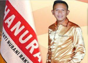 Junaidi, Anggota DPRD Natuna periode 2019-2024.