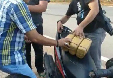 Bawa Ganja 3 Kg, Residivis Ini Kembali Ditangkap Polisi Bintan