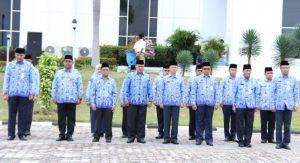 Para Asisten dan Pimpinan OPD dilingkungan Pemerintah Kabupaten Natuna.