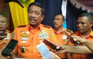 Kasarnas RI, Marsekal Madya TNI Bagus Puruhito.