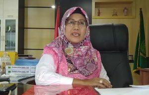 Wakil Bupati Natuna Dra. Hj. Ngesti Yuni Suprapti, MA.