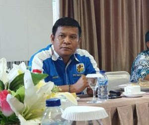 Ketua DPD KNPI Natuna terpilih, Haryadi.