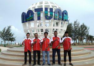 Para Pengurus Cabang Pemuda Muslimin Indonesia Kabupaten Natuna, turut mengecam tindakan klaim China terhadap Laut Natuna Utara.