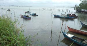 Inilah penampakan armada nelayan Natuna, yang dinilai kalah saing dengan kapal nelayan asal pantura.