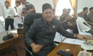 Ibrahim, Anggota Komisi I DPRD Natuna.