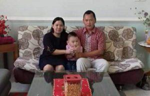 Eryandy beserta Keluarga mengucapkan Selamat Menyambut Tahun Baru Imlek 2571 Kongzili (2020 masehi).