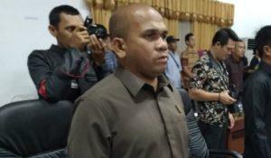 Ketua Komisi I DPRD Natuna, Wan Aris Munandar.