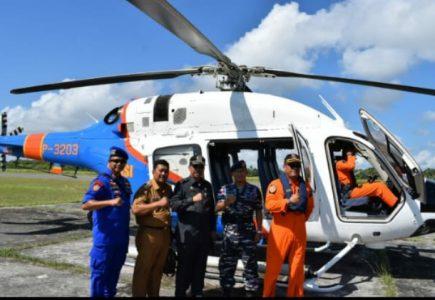 Wakil Ketua II DPRD Natuna Ikut Patroli Udara hingga ke Pulau Sekatung