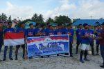 Sambangi Natuna, MPPI Beri Sejumlah Bantuan Bagi Masyarakat Perbatasan
