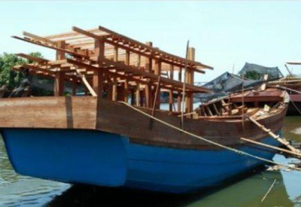 Jarmin Harap Pemerintah Beri Bantuan Kapal Kayu Bagi Nelayan Natuna