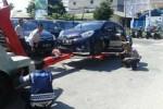 Awas Tilang, Jangan Parkir Sembarangan di Pelabuhan SBP