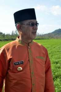 Bupati Kabupaten Lingga, Alias Wello.
