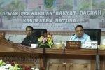 DPRD Natuna Gelar Rapat Persiapan MTQ ke IX