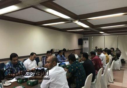Kementerian Lingkungan Hidup dan Kehutanan Gelar Rapat Penilaian DELH Proyek Palapa Ring Barat