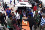 Didampingi Tim Medis dan FKPS, Neisya Diberangkatkan ke RSUP Tanjungpinang