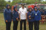 Hamid Rizal Sayangkan Damkar Natuna Belum Miliki Kantor