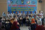 UN Bagikan 500 Paket Sembako Untuk Warga Teluk Bintan