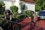 Polisi Jaga Ketat Penggeledahan Kantor dan Rumah Dinas Gubernur Kepri oleh KPK