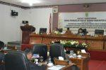 DPRD Natuna Setujui Ranperda Pertanggungjawaban Pelaksanaan APBD Natuna TA 2018