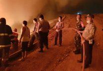 Wakapolda Kepri Marah dan Kecewa Tak Ada Respon Pemangku Kepentingan Batam Soal Kebakaran di TPA Punggur