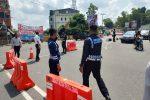 Jembatan II Dompak Ditutup, Dishub Tanjungpinang Lakukan Rekayasa Lalu Lintas
