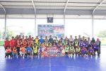 Walikota Tanjungpinang Puji Futsal yang Digelar Kelurahan Kampung Baru