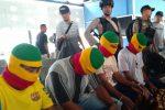 Empat Pelaku Bom Ikan di Tambelan Diserahkan ke Polres Bintan
