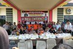 Kronologis Polres Bintan Tangkap Tersangka Penyelundup Ratusan Kilogram Sabu