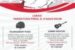 Semarak Sumpah Pemuda, Kelurahan Tanjungpinang Barat Gelar Tournament PUBG dan Lomba Akustik