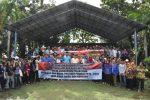 Masyarakat di Tanjungpinang Deklarasi Dukung Pelantikan Presiden Kondusif