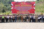 TNI-Polri Jamin di Lingga Aman Jelang Pelantikan Presiden