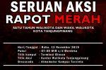 Dipastikan Besok Mahasiswa Unjuk Rasa ke Kantor Wali Kota Tanjungpinang