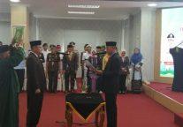 Teguh Ahmad Syafari Resmi Jabat Sekda Tanjungpinang