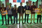 Koramil 03/Sedanau Apresiasi Pelaksanaan Open Turnamen Sedanau Cup 2019