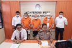 Polda Kepri Beberkan Peran Tersangka Korupsi Monumen Bahasa Melayu