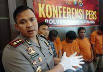 Polisi Segara Musnahkan BB Sabu 25 Kg Hasil Tangkapan